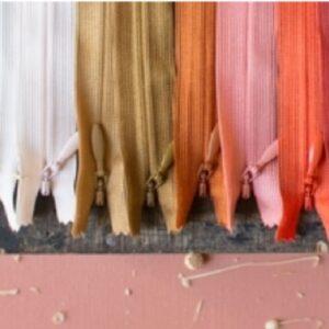 Reissverschluss Atelier Brunette